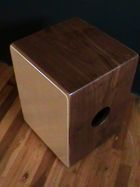 Solid Walnut Bajo Cajon