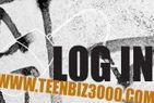 Login to TeenBiz3000