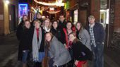 Fun Nashville tour. Music City Pub Crawl