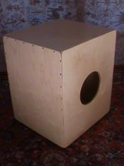 The Bass Slap Cajon