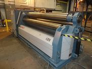 Hydraulic And Mechanical Plate Roll Profile Benders