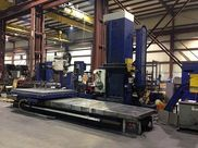 Floor And Table Type, Manual And CNC Horizontal Boring Mill Multi Axis