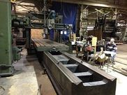 CNC And Manual Gantry And Open Sided, Double Column Planer, Plano, And Milling