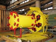 PIPE TRUNK CHAMPFERING EQUIPMENT FOR THE MINING INDUSTRY