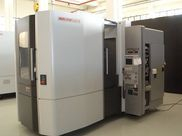 CNC Horizontal Machining Centers Multi Axis