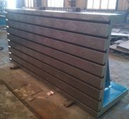 T Slotted Angle Plates And Strongbacks