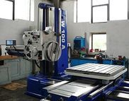 CNC And Manual Table And Floor Type Horizontal Boring Mills