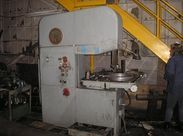 "Do All 26"" Vertical Band saw"