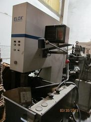 CNC EDM ELECTRICAL DISCHARGE MACHINES