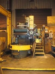 CNC And Manual Vertical Boring Mills And Lathes