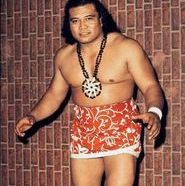 Peter Maivia - 2016 International Division Inductee