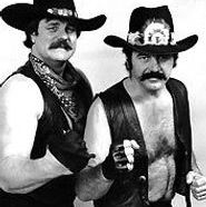 The Blackjacks (Mulligan & Lanza) - 2016 Tag Team Inductee