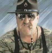 Sgt Slaughter - 2016 Modern Era Inductee