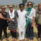 alt= Travel group, Rajasthan, India