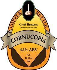 Copper Kettle Cornucopia beer
