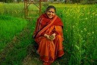 Vandana Shiva Organic Seeds, Women in Agriculture