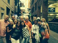 Indiana neighbors visit Nashville