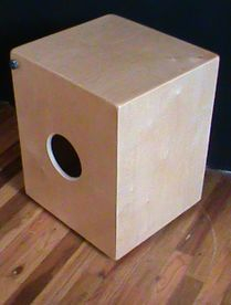 The Flagship Snare Cajon