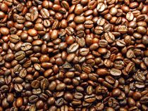 Full roast whole coffee beans