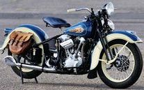 Vintage Motorcycle parts and restoration
