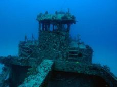 Zingara Wreck - Diving in Sosua, Dominican Republic