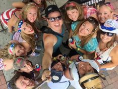 Fourth of July pub crawl Nashville