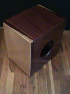 Custom String Cajon
