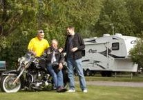 Ride2Guide.com an upscale Motorcycle Enthusiast website KOA Campgrounds