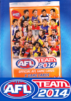 2014 Team AFL Cards