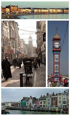 Favorite vacation spot - Weymouth UK
