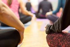 Group Yoga Classes in Birmingham