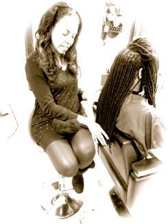 Reinforce Your natural dreads to stay healthy by adding hair to roots and cleaning up your dreads with Bee special methods of repairing locs.