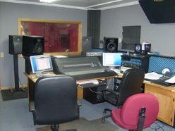 Play It Again Demos Songwriter Recording Studio Control Room