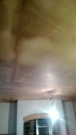 Full plasterboard and skim of kitchen and tiling of floor, wordsley, near stourbridge