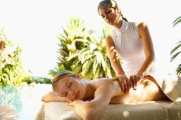Relaxing Massage and Pain Relief