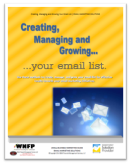 Download free eBook - Create_Manage_Grow_Email_List