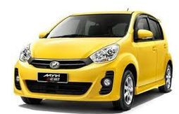 myvi car rental