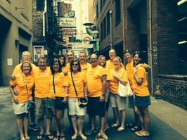 Retirement party celebrates on the Music City Pub Crawl