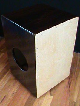 The King's Cajon (Wenge) $549