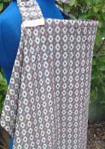 India nursing cover by littlebuttercups
