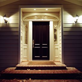 Feng Shui your front entry