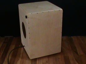 Flagship Snare Cajon with Pickups