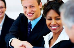 We focus on relationship building with our clients and candidates.
