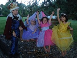 Princess Party!