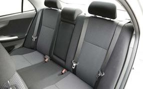 interior auto detail upholstery
