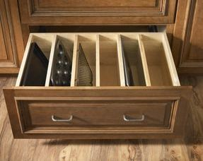 Cabinet storage ideals