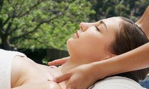 neck amd shoulder massage
