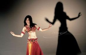 Photo of Phoenix Belly Dance Performer