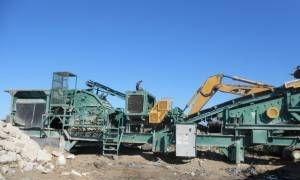 1995 Portable Eagle / Crushing Plant