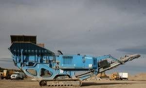 2005 TEREX PEGSON Model 4242SF / Crushing Plant Equipment